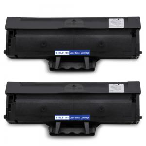 Vmosgo Compatible Samsung 111S MLT-D111S Toner Cartridges 2-Black High Yield Work with Samsung Xpress M2020W 2022W 2070FW 2070W Laser Printer